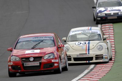Line-up for VW Racing Cup still growing despite economic slow down