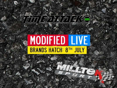 Modified Live at Brands Hatch