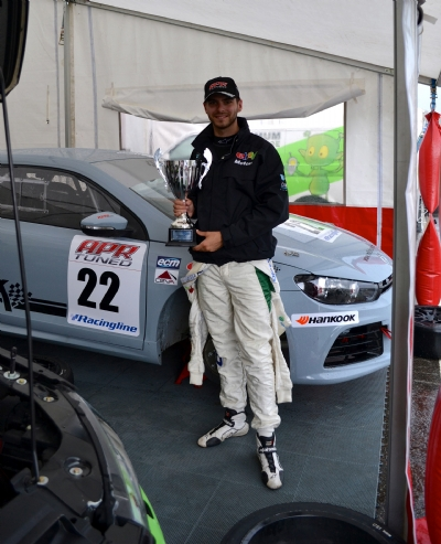 Victory for Onslow-Cole in VW Cup