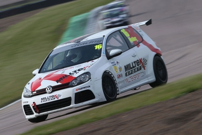 Silvertone Showdown for VW Cup Racers