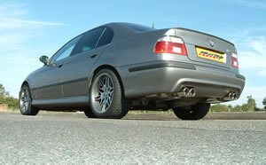New performance system for the ultimate cruiser to the line-up of 'M' Powered car systems, the BMW M5 E39 V8.