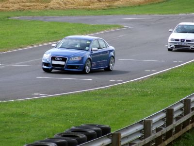 VW / Audi Track Day at Castle Combe Report