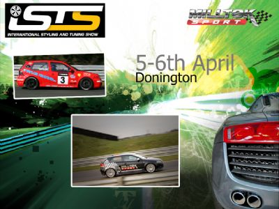 Milltek to attend ISTS this weekend at Donington